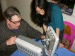 fixing-the-heater-Mar.2009.jpg